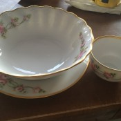 Very Old Hutschenreuther Selb Bavarian China?