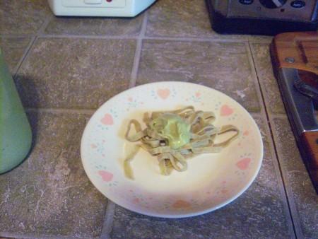 Ripe Avocado Salad Dressing
