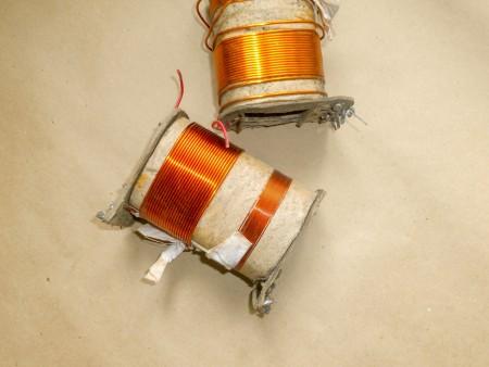 Copper Wire Unicorn from Old Transformer - copper wire