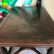 Value of Dining Table?