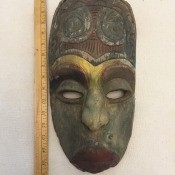 Can you tell me anything about this mask?