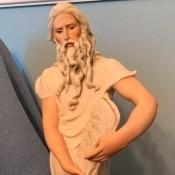 A Giuseppe Armani figurine of Moses.
