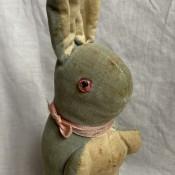 An old velveteen rabbit.