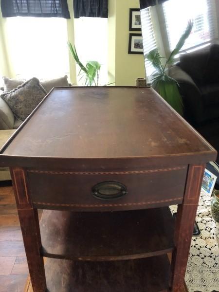A Mersman end table.