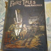 """The book """"Fairy Tales"""" by Hans Anderson."""
