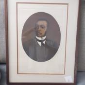 A picture of Scott Joplin.