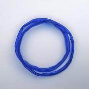 Two plastic bangles.