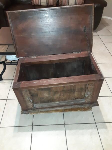 Antique Trunk?